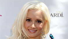 Holly Madison insures her bolt-ons for $1 million: dumb or smart?