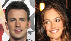 In Touch: Minka Kelly wants Chris Evan's waxed nips back in her bed
