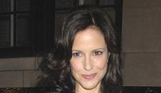 Someone went through Mary-Louise Parker's trash and told Page Six about it