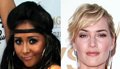 Kate Winslet snubs Snooki, The Situation gets a formal wear endorsement