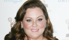 "Melissa McCarthy ""tries not to give too much energy"" to   body criticisms"