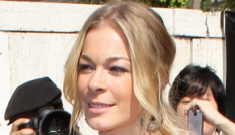"LeAnn Rimes: ""I'd really love to have a child of our own, but we'll see"""
