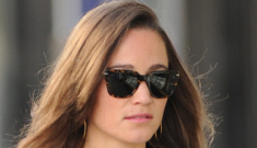 "Will Pippa Middleton ever be able to ""compete"" with her sister's style?"