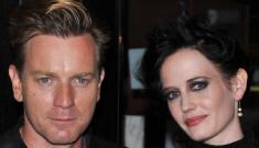 Ewan McGregor & Eva Green are perfectly hot at the 'Perfect Sense' premiere