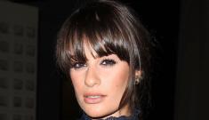 Lea Michele in ASOS, Chanel: overworked, fussy or fierce?