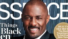 """Idris Elba, biscuit-tingler: """"I love beautiful skin… I'm tactile, very tactile"""""""
