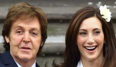 Paul McCartney marries Stella-clad Nancy Shevell in London
