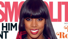 """Kelly Rowland on her implants: """"Not for a man, not for work, for myself!"""""""