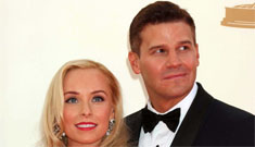 "David Boreanaz claims serial cheating helped his marriage, ""a bonding experience"""