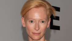 """Tilda Swinton: """"When I was four or five, I tried to kill my own brother"""""""
