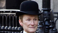 Glenn Close does drag in the 'Albert Nobbs' trailer: Oscar worthy or too contrived?