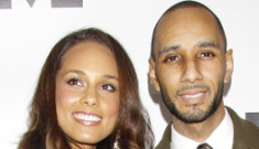 Alicia Keys & Swizz Beatz are still loved up despite his side-piece(s)