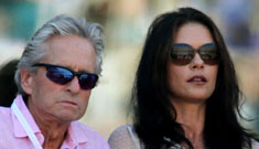 Michael Douglas' son rats out Mexican drug cartel, Michael & Catherine fear for their lives
