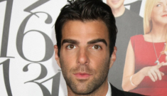 Zachary Quinto confirms his homosexuality to NY Mag