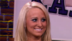 """Teen Mom's Leah Messer wants off, """"thinks she made a deal with the devil"""""""