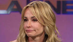 Taylor Armstrong claims her husband might have murdered her if she wasn't on RHOBH