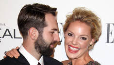 Katherine Heigl at the Elle Women in Hollywood event: much improved or manic?