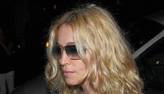 Kabbalah leaders want to take control of Madonna's divorce proceedings