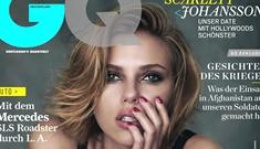 "Scarlett Johansson admits feeling ""depressed"" during divorce, hating ""stagnation"""