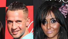 The Situation gets a Couture Pop, Snooki's with Jionni, Vinny does '90210′