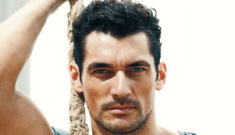 David Gandy's Details Mag pictorial: sexy, delicious or   not your type?