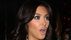 Kim Kardashian got a supporting part in a legit Tyler Perry movie