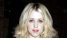 Peaches Geldof allegedly shoplifted a bunch of makeup from a drugstore