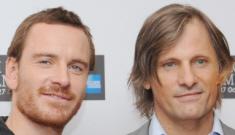 Michael Fassbender & Viggo Mortensen in London: who would you rather?