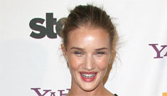 Rosie Huntington-Whiteley in Pucci at the Film Awards: hot or bizarre?
