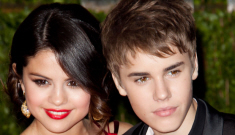 Justin Bieber & Selena Gomez welcomed a fur baby into their puppy love