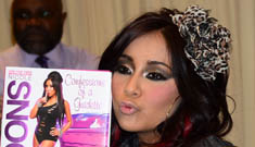 """Snooki: """"I can be a role model. I'm very strong, independent and I'm lovable"""""""