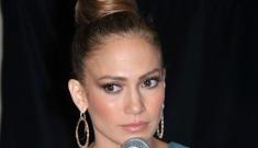 Jennifer Lopez's Lisa Ho dress & Croydon facelift: busted or cute?