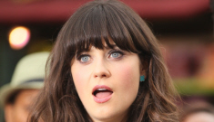"""Zooey Deschanel's """"25 Things"""": annoying or genuinely adorable?"""