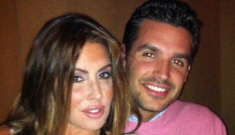 Rachel Uchitel is pregnant, allegedly by her new, 26-year-old husband