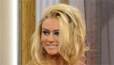 Courtney Stodden: they thought I was a pumpkin patch princess