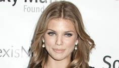 AnnaLynne McCord: 'I'm an abuse victim. The innocence  of my mind was stolen.'
