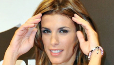 Elisabetta Canalis: Clooney was a father figure who brought out my feminine side