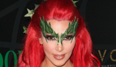 Kim Kardashian vs. AnnaLynne McCord: who looked better for Halloween?
