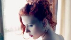 Scarlett Johansson covers Vanity Fair, claims those tata photos were for Ryan