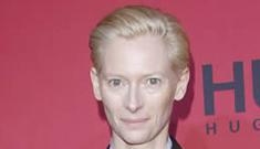 Tilda Swinton graces Britain's Best Dressed list, stars in a new 'Kevin' trailer