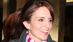 Tina Fey: Sarah Palin told me that Bristol, 17, would babysit my daughter