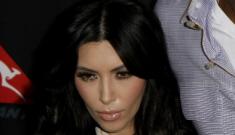 "Kim Kardashian: ""I want a family and babies and a real   life so badly"""