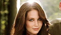 Jennifer Lawrence tries to distance 'Hunger Games' from the 'Twilight Saga'