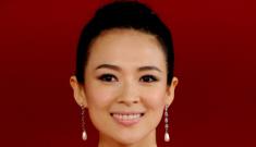 Zhang Ziyi's princess dress: gorgeous or over-blown?