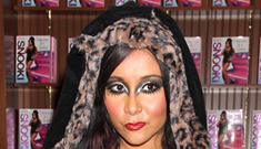Snooki says she saves her money, but The Situation is already broke