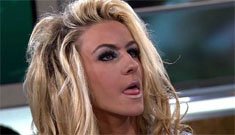 """Courtney Stodden """"proves"""" her boobs are """"rill"""" with sonogram on Dr. Drew"""