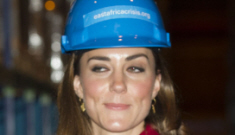 Duchess Kate might be pregnant, plans a $1.5 million palace renovation