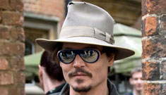 """Johnny Depp: """"Outside the big cities in the US, they don't want intelligent films"""""""