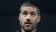 Matthew Fox is countersuing that lady he punched in the vadge