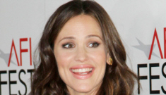 Jennifer Garner: Rachel Zoe won't let me wear maternity clothes!